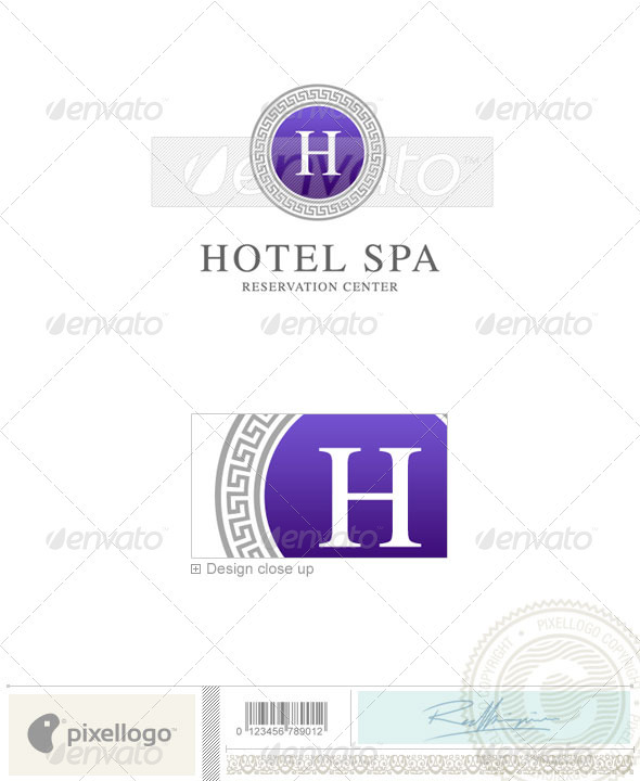 Activities & Leisure Logo - 463 - Buildings Logo Templates