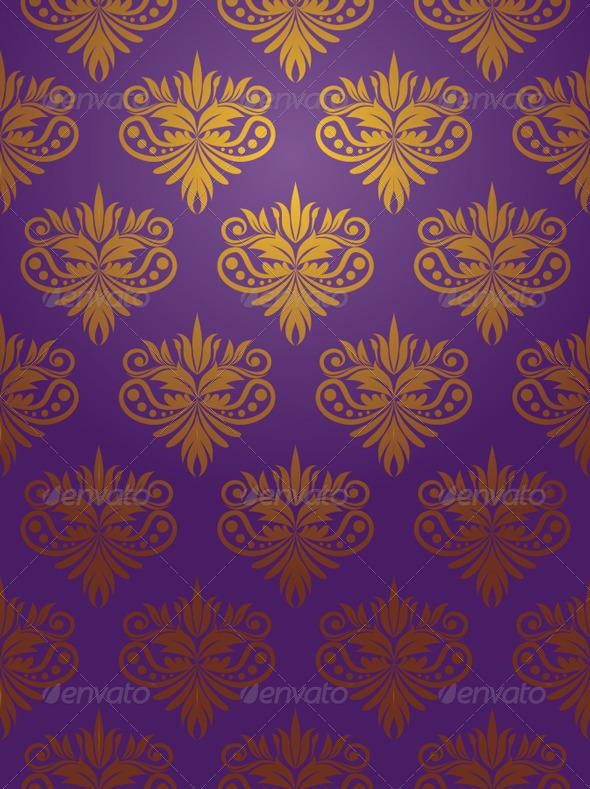 Retro Decorative Pattern - Patterns Decorative
