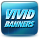 Vivid Web Banners - GraphicRiver Item for Sale