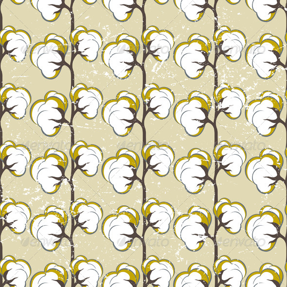 Cotton Seamless - Patterns Decorative