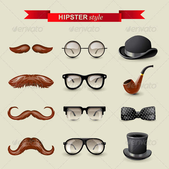Hipster Style - Retro Technology