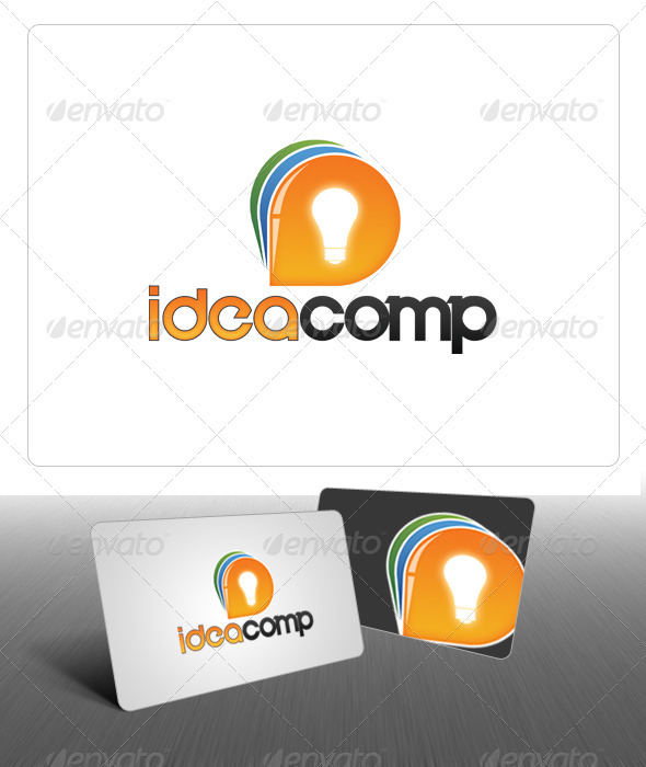 Idea Comp Logo - Abstract Logo Templates