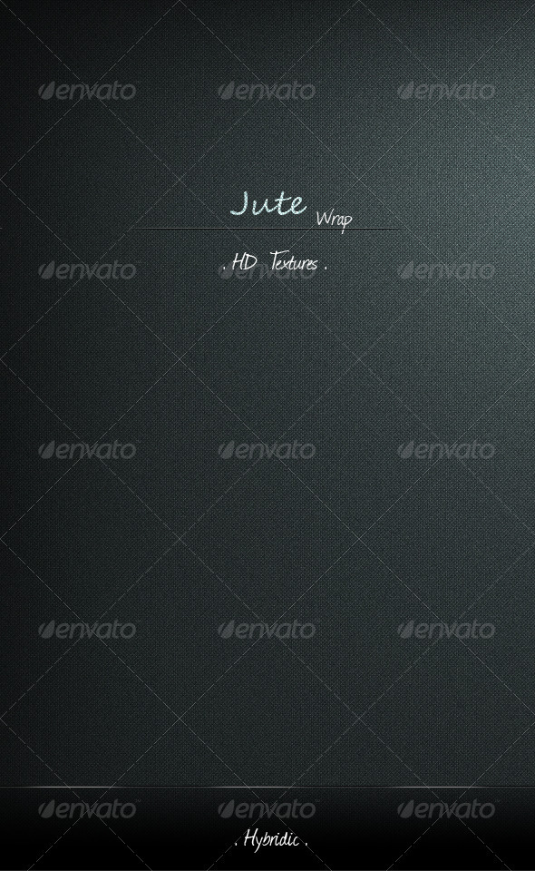 Jute Wrap  - Patterns Backgrounds