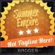 Logo Badges Pack - GraphicRiver Item for Sale