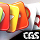 Media & Social Networks Icons - VideoHive Item for Sale