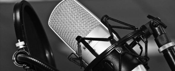 Microphone 590x242