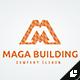Maga Building Logo - GraphicRiver Item for Sale