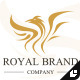 Eagle Royal Brand Logo  - GraphicRiver Item for Sale