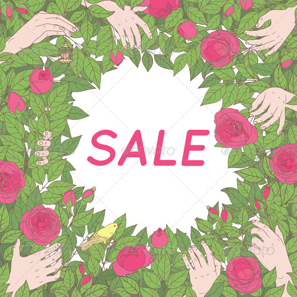 Sale Poster - Commercial / Shopping Conceptual