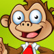 Business Monkey Character - Thumbs Up - GraphicRiver Item for Sale
