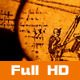 Leonardo's Da Vinci Engineering Drawing 7 - VideoHive Item for Sale