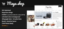 Best Seller eCommerce Wordpress Themes