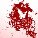 Red Paint Explosion Crown Splash - VideoHive Item for Sale