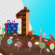 Anniversary Chocolate Party - VideoHive Item for Sale
