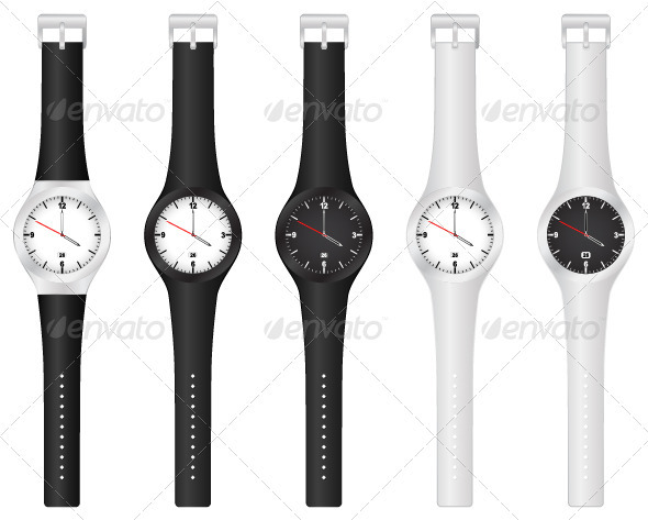 Wristwatch - Retro Technology