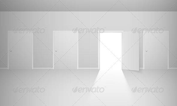 Abstract Room - Backgrounds Decorative