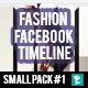 Fashion Facebook Timeline Cover - GraphicRiver Item for Sale