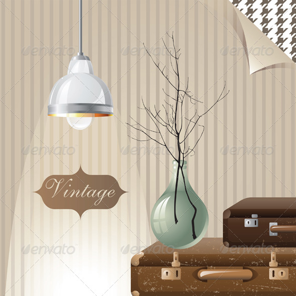 Vintage Home - Retro Technology