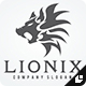 Lionix Logo - GraphicRiver Item for Sale