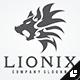 Lionix Logo - GraphicRiver Item for Sale