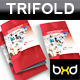 Trifold Brochure Template 02 - InDesign Layout - GraphicRiver Item for Sale