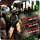 Grunge Paintball  Flyer 6 x 4  - GraphicRiver Item for Sale
