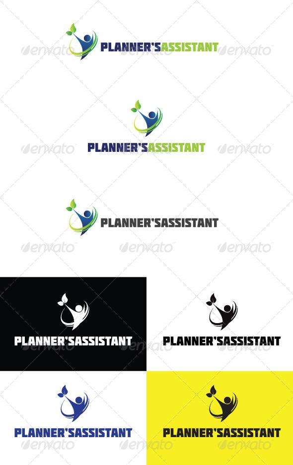 Planner'sAssistant - Nature Logo Templates