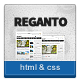 Reganto - Massive Magazine Template Nulled