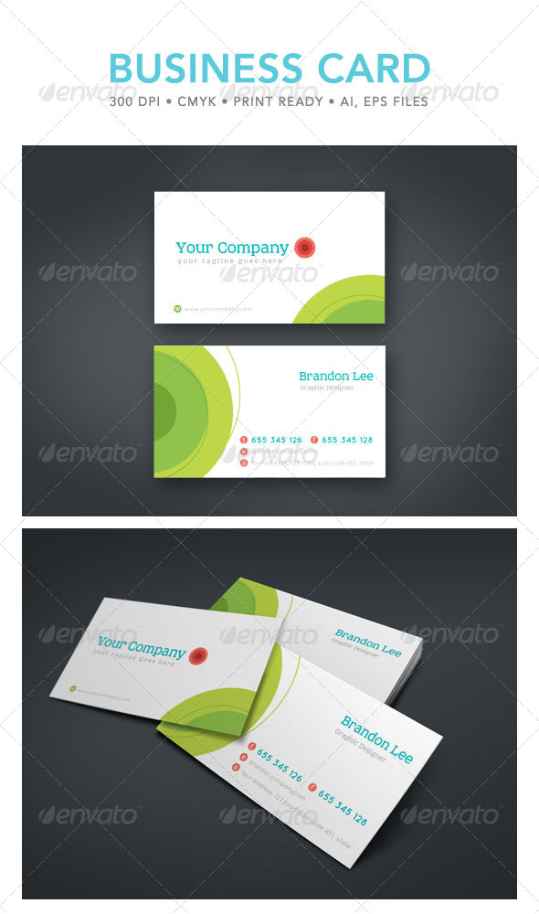 Simple Business Card - Creative Business Cards