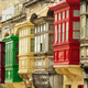Balconies in Malta - PhotoDune Item for Sale