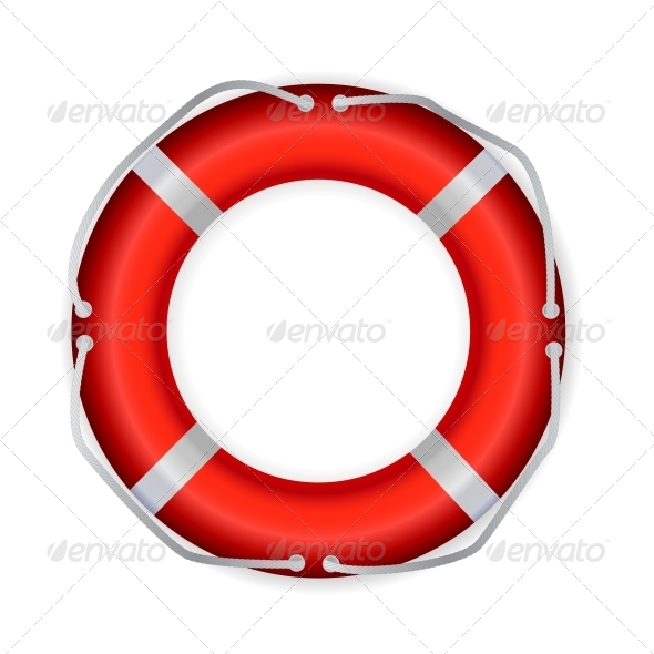 Life Buoy - Miscellaneous Vectors