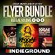 Reggae Flyer/Poster Bundle Vol. 4-6 - GraphicRiver Item for Sale