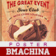 Old Circus Style - Poster Template - GraphicRiver Item for Sale