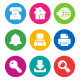 Color Web Icons - GraphicRiver Item for Sale