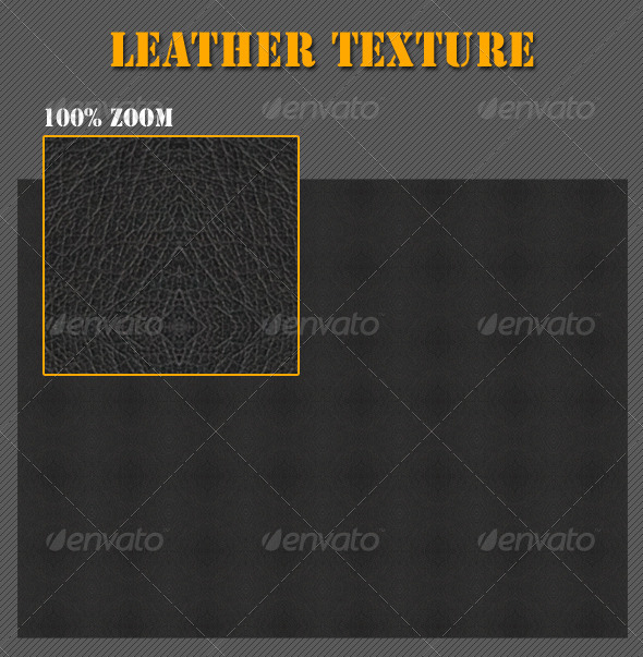 Leather Texture - Miscellaneous Textures
