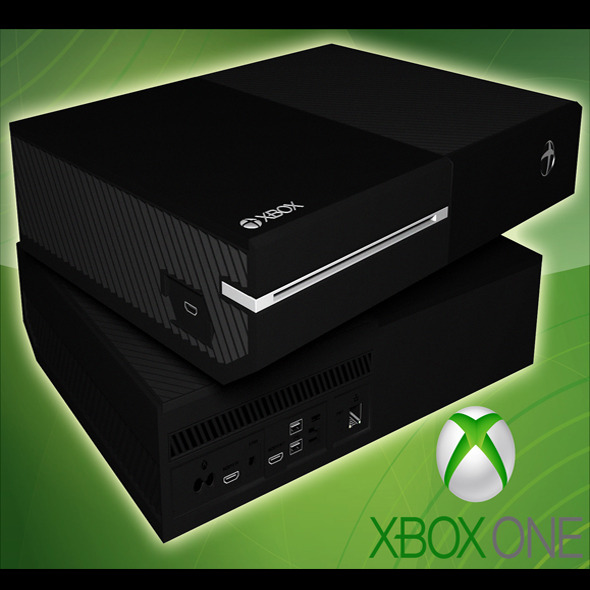 XBox One 2013 - 3DOcean Item for Sale