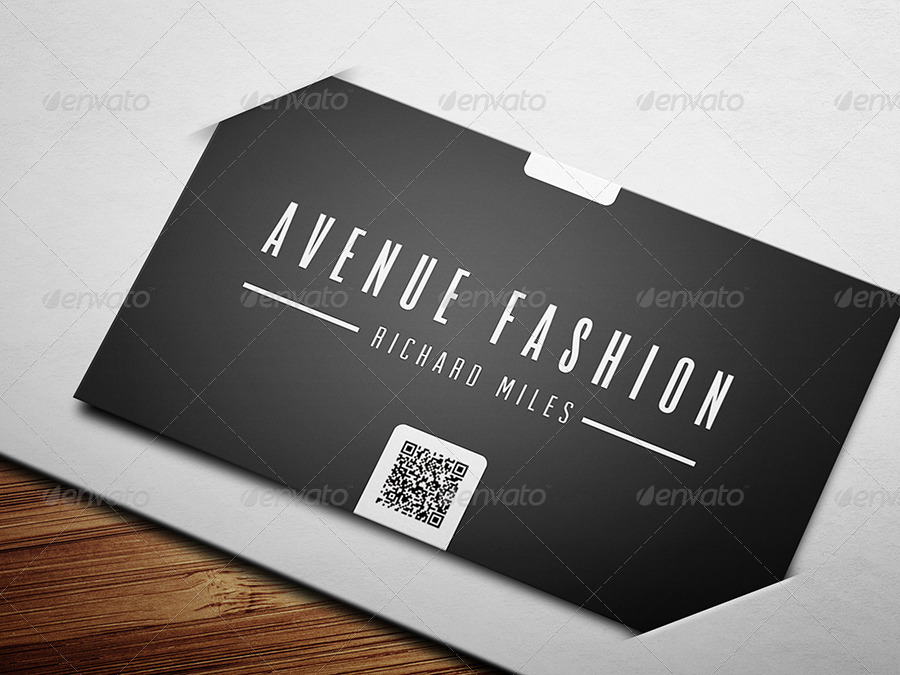 Fashion business card by realstar graphicriver fashion business card colourmoves