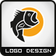Bass Fishing Logo - GraphicRiver Item for Sale