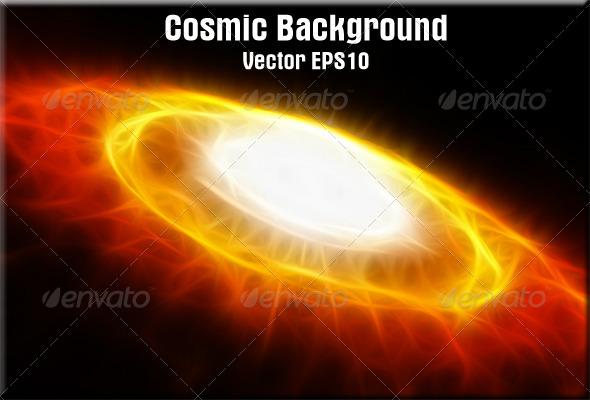 Cosmic Background - Backgrounds Decorative