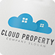 Cloud Property Logo - GraphicRiver Item for Sale