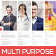 Multi Purpose Flyer Vol.2 - GraphicRiver Item for Sale