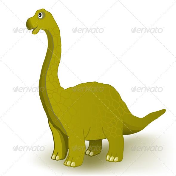 Dinosaurus - Animals Characters