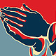 """""""Pray"""" Church Service Flyer - GraphicRiver Item for Sale"""