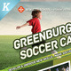 Sport or Adventure Camp Flyers - GraphicRiver Item for Sale