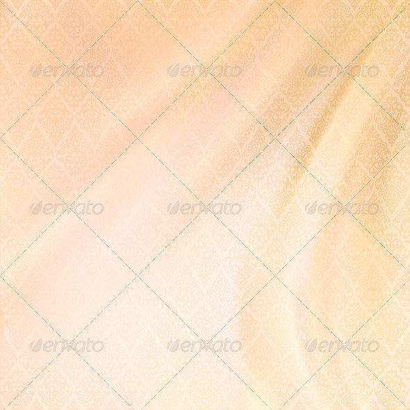 Abstract Vector Wedding Fabric Silk Background - Backgrounds Decorative
