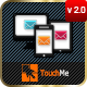 Touch Me - Responsive Email Templates  Nulled