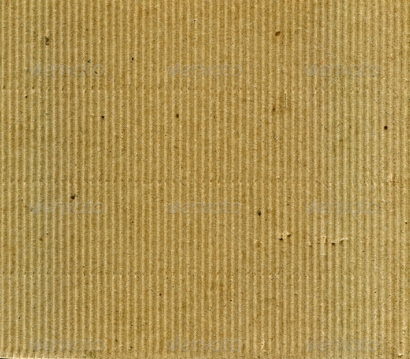 Ribbed cardboard - Miscellaneous Textures