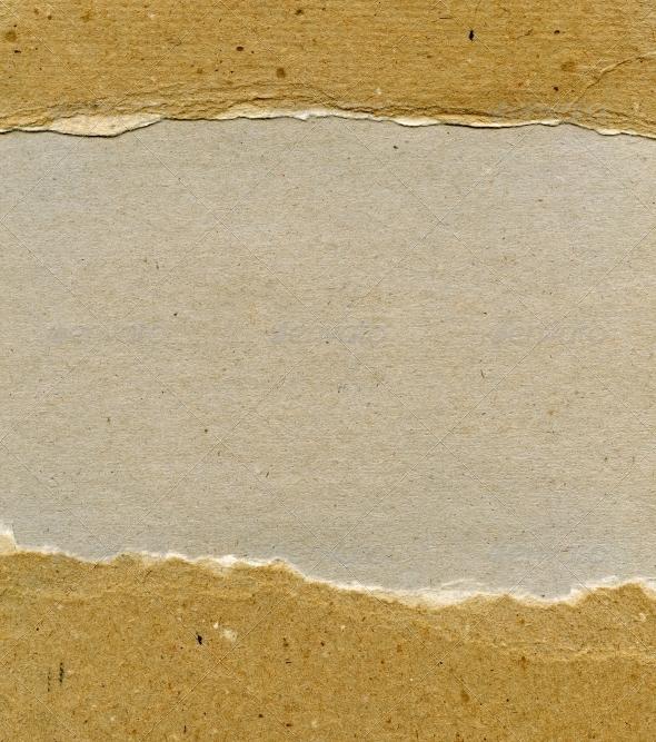 Torn grainy paper - Paper Textures