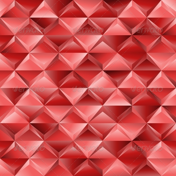 Red Seamless Texture - Valentines Seasons/Holidays