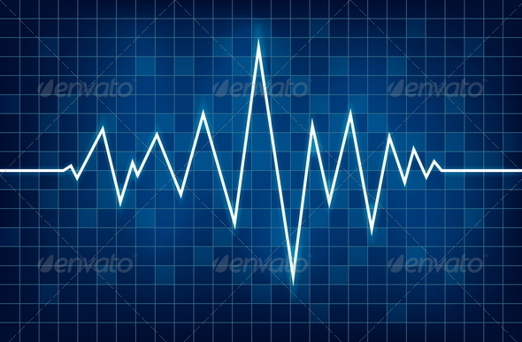 Cardiogram - Health/Medicine Conceptual